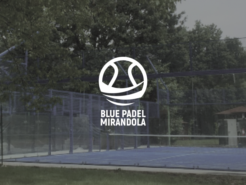 Club blue padel mirandola