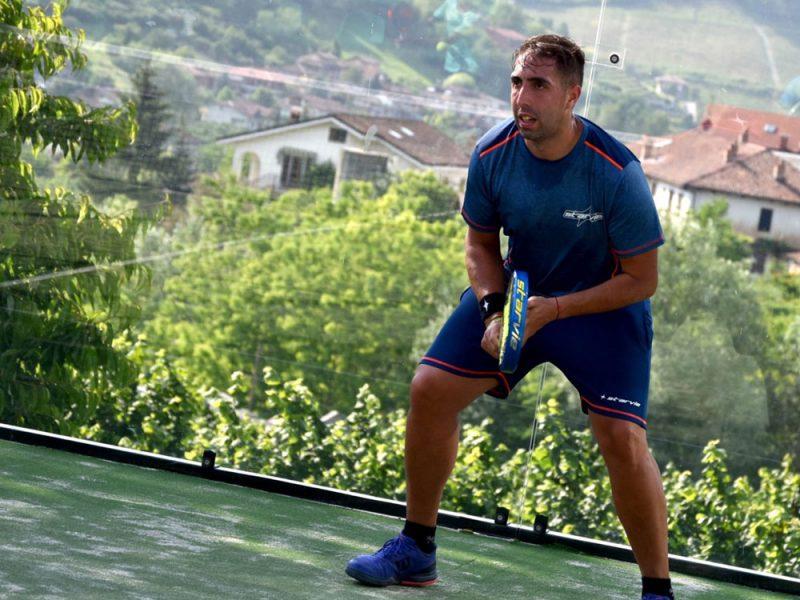 Tennis club alba padel